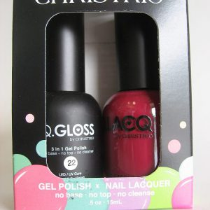 Q-Gloss Gel & Polish #22