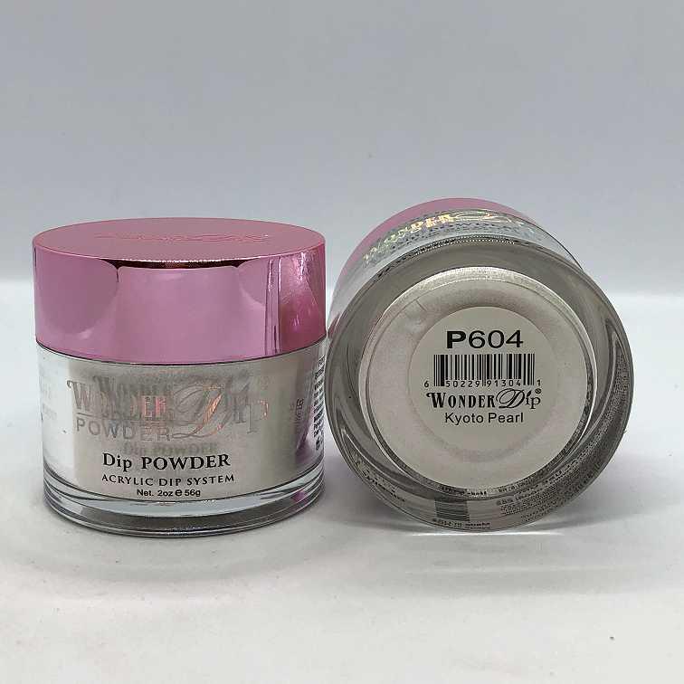 Wonder Dip - Acrylic Dipping Powder 2 oz - W643 - Grey