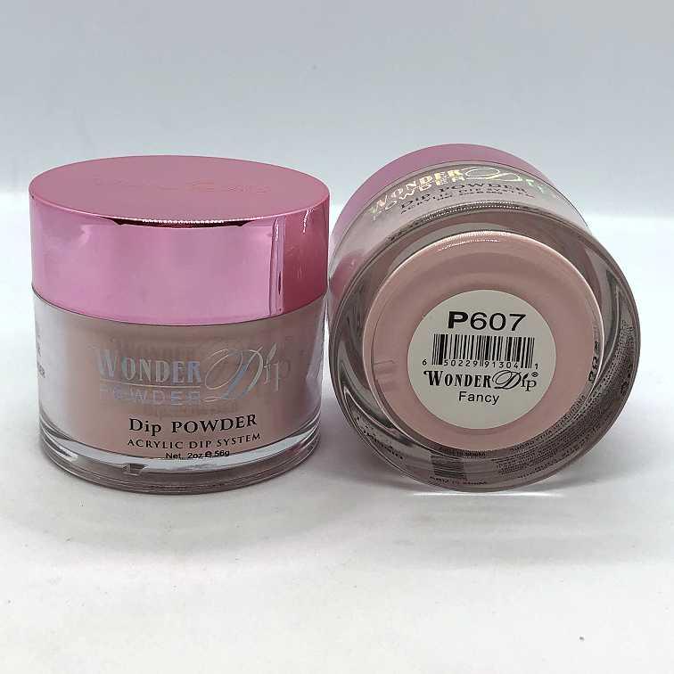 Wonder Dip - Acrylic Dipping Powder 2 oz - W613 - Secret