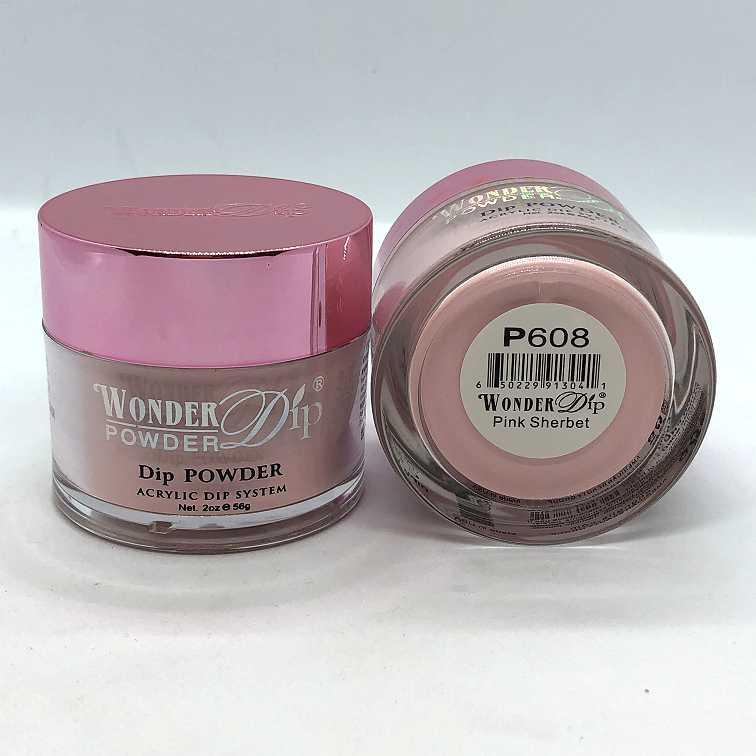 Wonder Dip - Acrylic Dipping Powder 2 oz - W652 - Shell