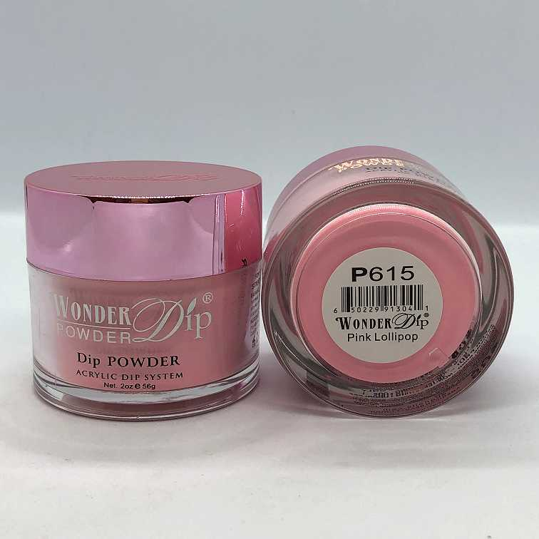 Wonder Dip - Acrylic Dipping Powder 2 oz - W644 - Azure