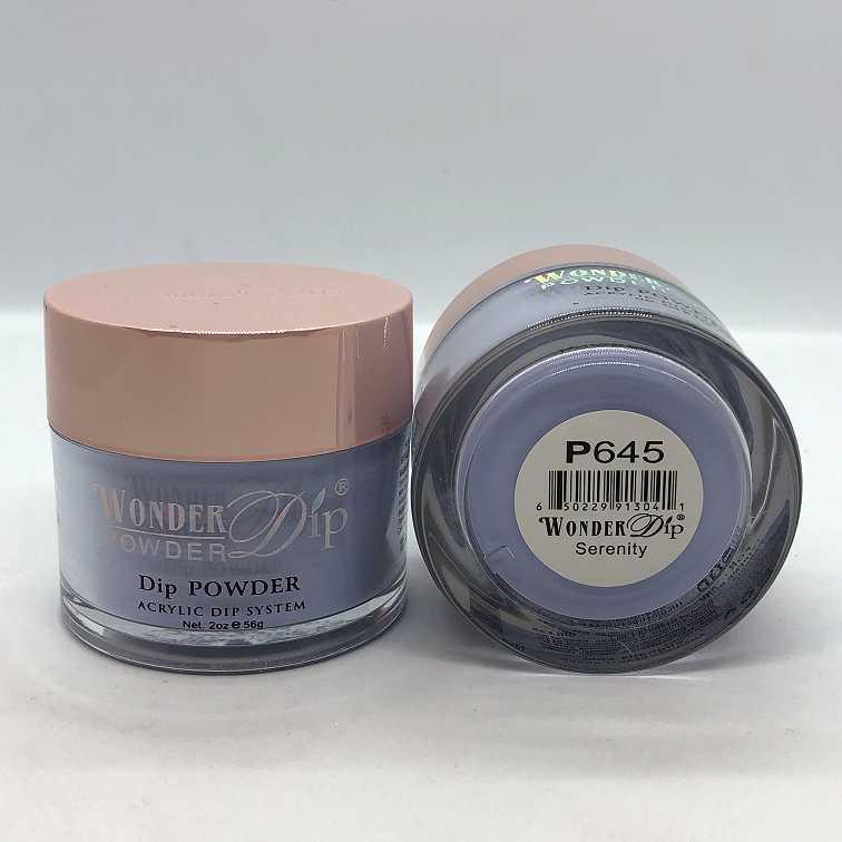 Wonder Dip - Acrylic Dipping Powder 2 oz - W615 - Pink