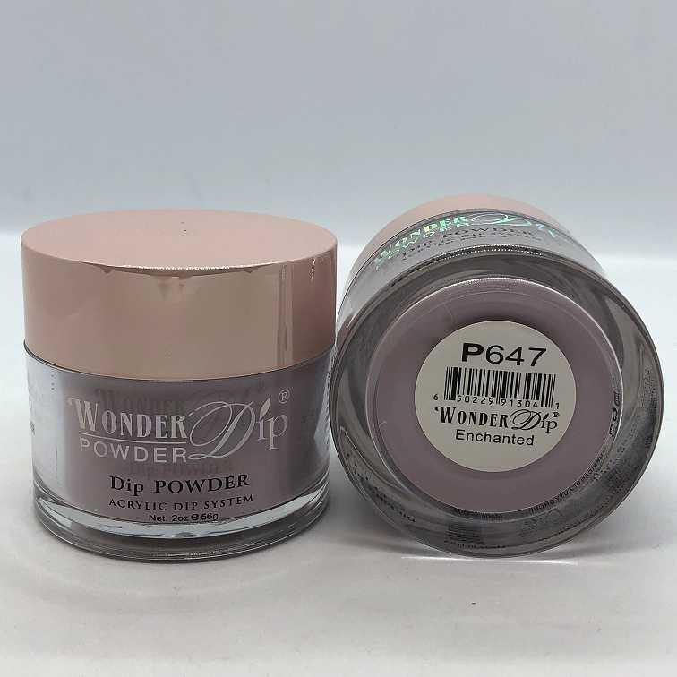 Wonder Dip - Acrylic Dipping Powder 2 oz - W647