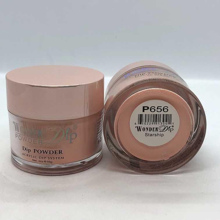 Wonder Dip - Acrylic Dipping Powder 2 oz - W611 - White