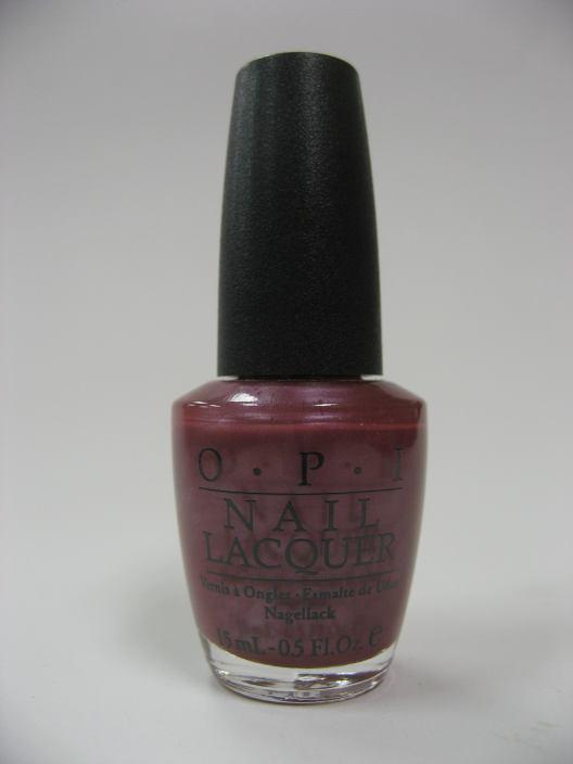 OPI W45 - The Grape Lakes