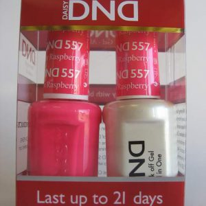 557 - Hot Raspberry DND Gel & Polish Duo
