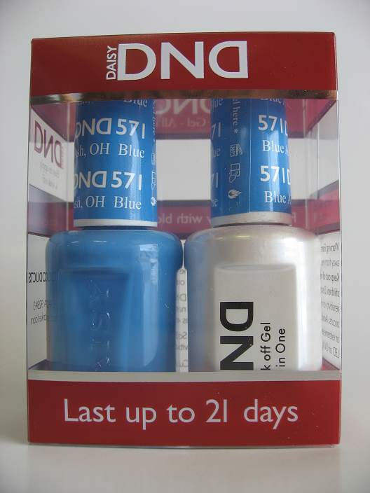 DND Gel & Polish Duo 571 - Blue Ash, OH