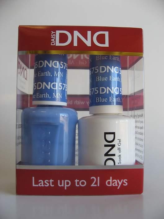 DND Gel & Polish Duo 575 - Blue Earth, MN