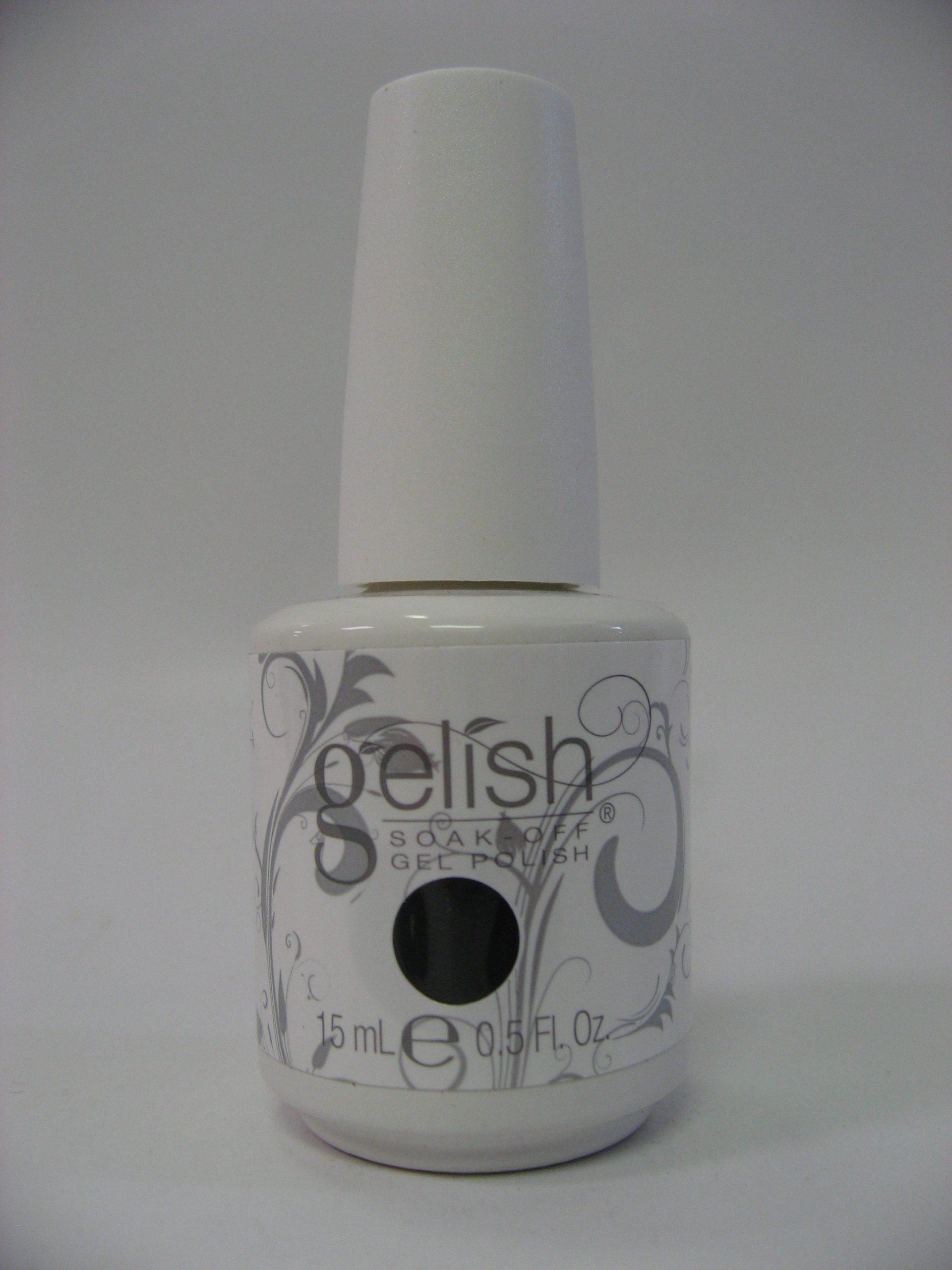 Gelish Soak Off Gel Polish - 1348 - Black Shadow