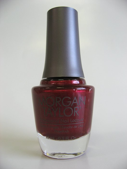 Morgan Taylor Nail Polish - 50201 What's Your Poinsettia