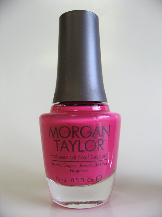 Morgan Taylor Nail Polish - 50202 Don't Pansy Around