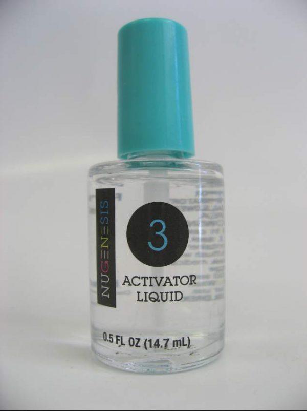 NuGenesis Activator Liquid #3 - 0.5oz Bottle