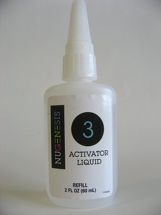 Nugenesis Activator Liquid #3 Refill Size
