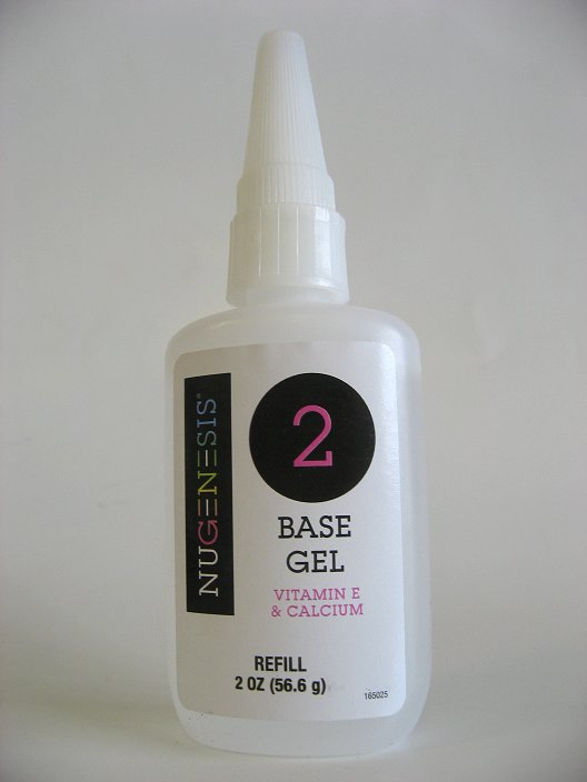 Nugenesis Base Gel #2 Refill 2oz