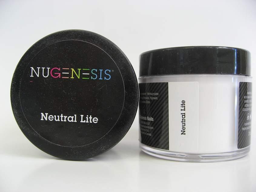 NuGenesis Dip Powder - Neutral Lite