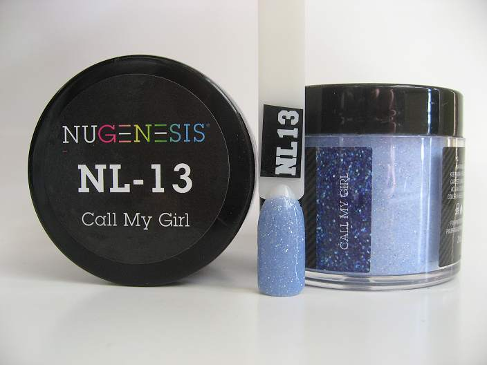 NuGenesis Dip Powder - Call My Girl NL-13