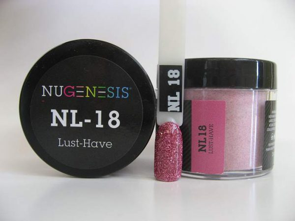 NuGenesis Dip Powder - Lust Have NL-18