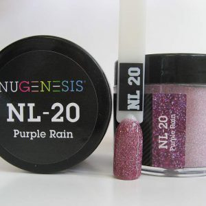 NuGenesis Dip Powder - Purple Rain NL-20