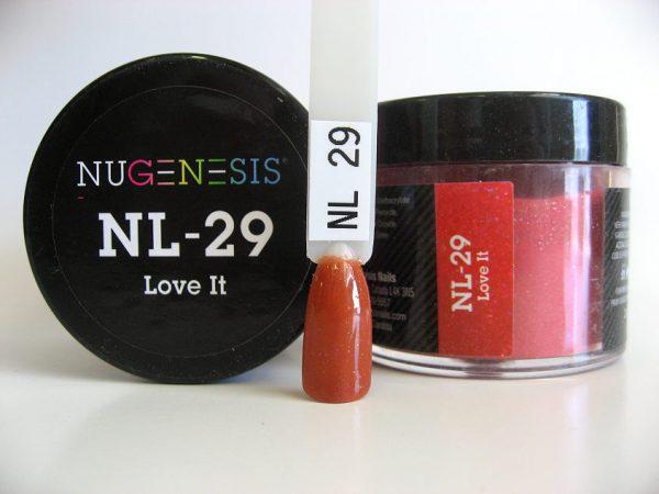 Nugenesis Easy Dip Powder - NL-29 Love It