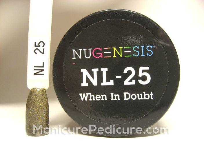 Nugenesis Dip Powder NL25 - When In Doubt