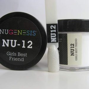 NuGenesis Dipping Powder - Girls Best Friend NU-12