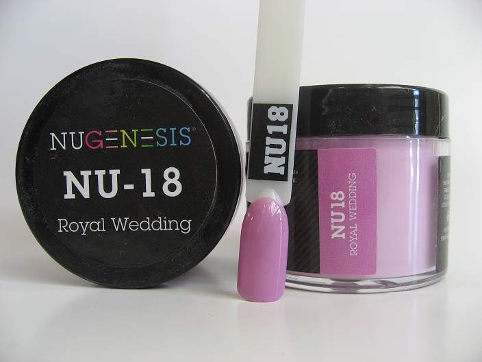NuGenesis Dipping Powder - Royal Wedding NU-18