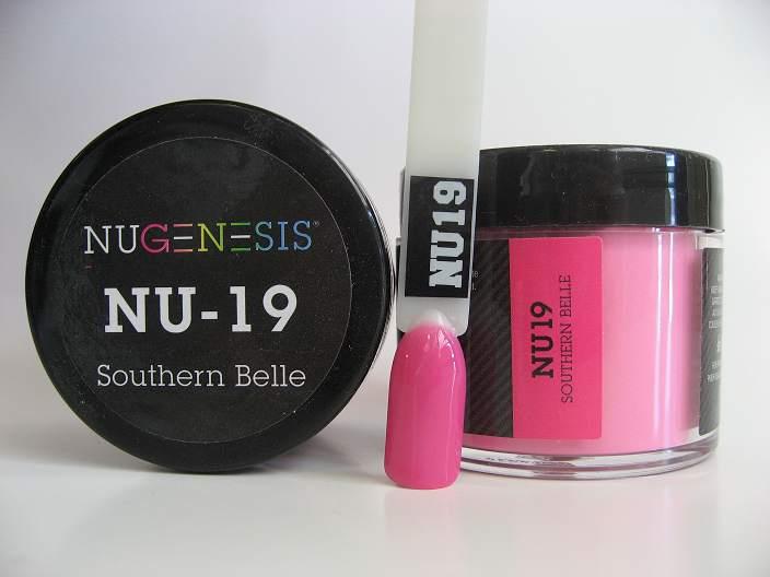 NuGenesis Dipping Powder - Southern Belle NU-19