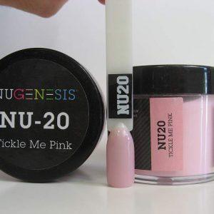 NuGenesis Dipping Powder - Tickle Me Pink NU-20