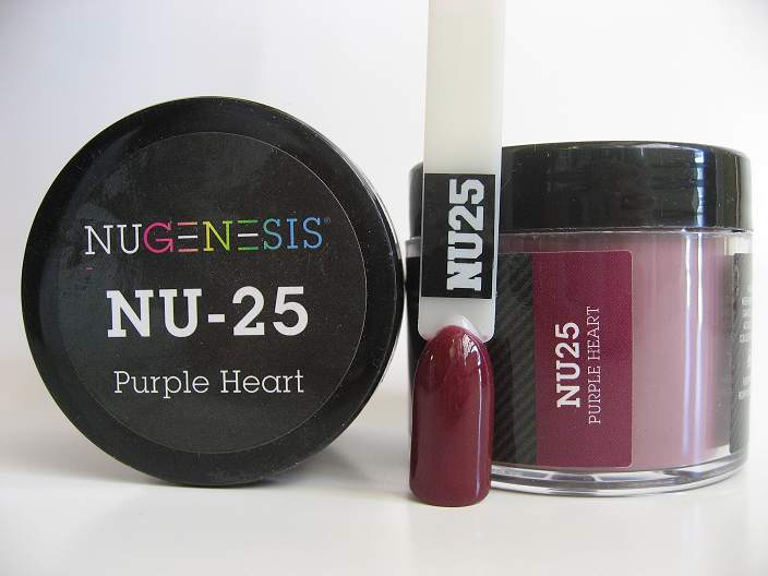 NuGenesis Dipping Powder - Purple Heart NU-25
