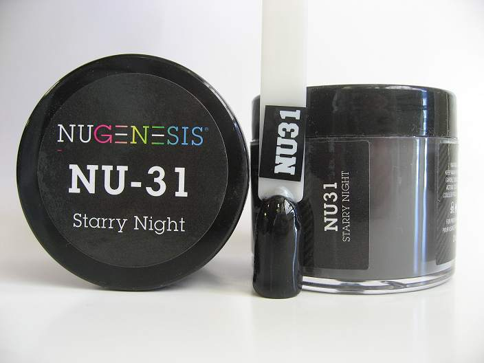 NuGenesis Dipping Powder - Starry Night NU-31