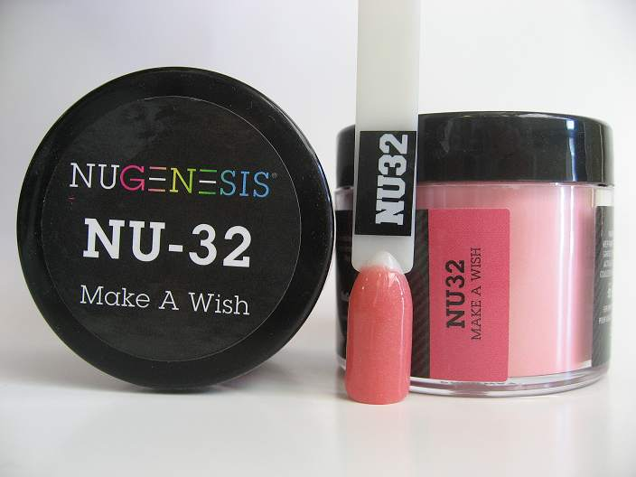 NuGenesis Dipping Powder - Make A Wish NU-32