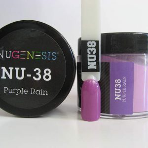 NuGenesis Dipping Powder - Purple Rain NU-38