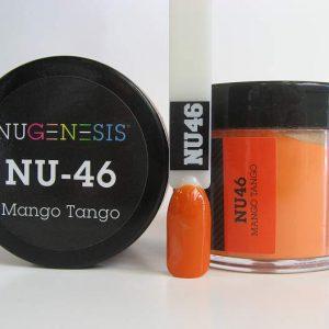 NuGenesis Dipping Powder - Mango Tango NU-46