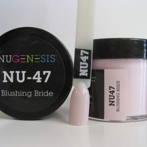 NuGenesis Dipping Powder - Blushing Bride NU-47