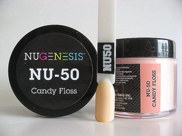 Nugenesis Easy Dip Powder - NU-50 Candy Floss