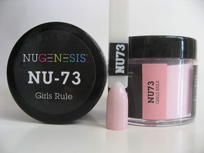 NuGenesis Dipping Powder - Girls Rule NU-73