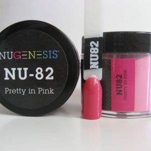 NuGenesis Dipping Powder - Pretty In Pink NU-82