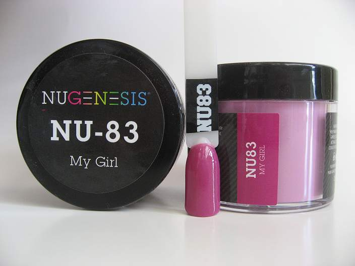 NuGenesis Dipping Powder - My Girl NU-83
