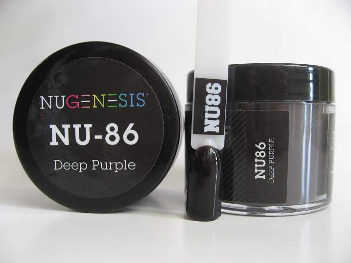 NuGenesis Dipping Powder - Deep Purple NU-86