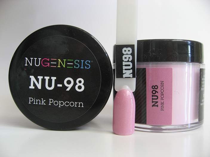 NuGenesis Dipping Powder - Pink Popcorn NU-98