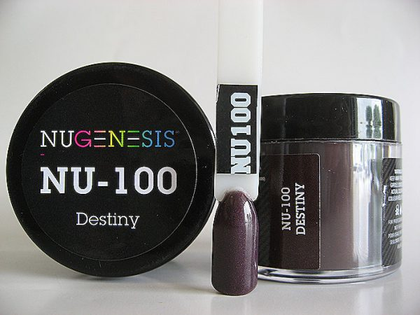 Nugenesis Easy Dip Powder - NU-100 Destiny