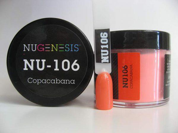 NuGenesis Dipping Powder - Copacabana NU-106