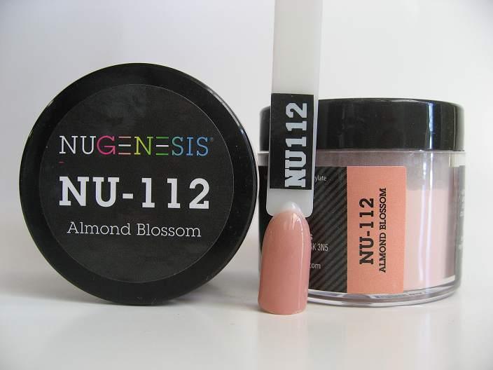 NuGenesis Dipping Powder - Almond Blossom NU-112