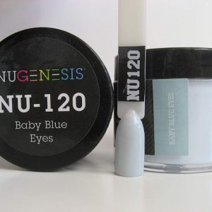 NuGenesis Dipping Powder - Baby Blue Eyes NU-120