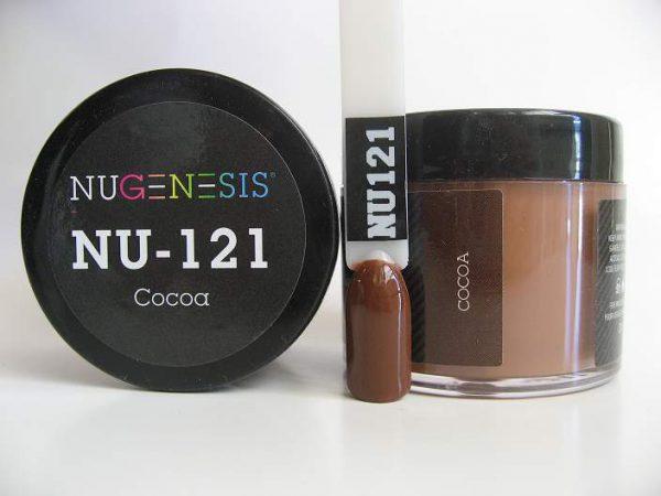 NuGenesis Dipping Powder - Cocoa NU-121