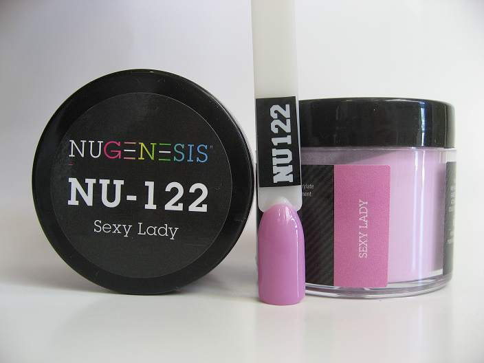 NuGenesis Dipping Powder - Sexy Lady NU-122