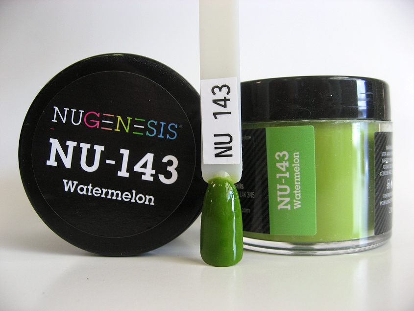 Nugenesis Easy Dip Powder - NU-143 Watermelon