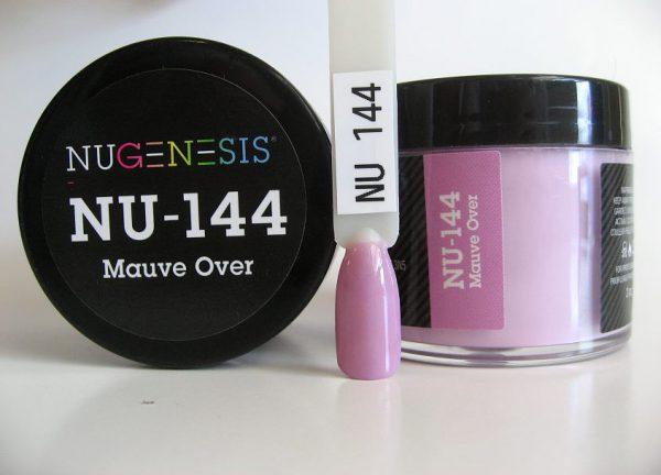 Nugenesis Easy Dip Powder - NU-144 Mauve Over
