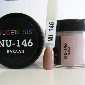 Nugenesis Easy Dip Powder - NU146 Bazaar