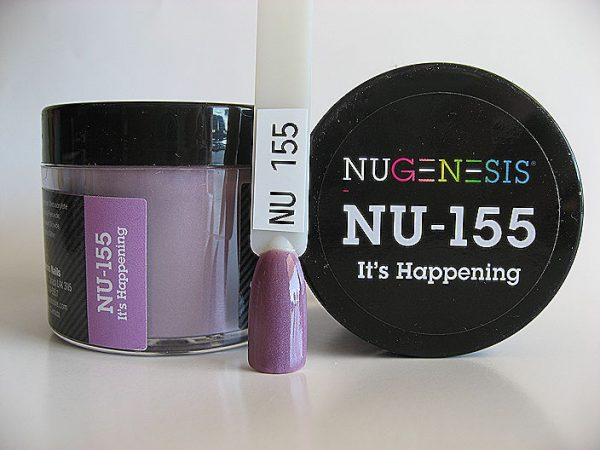 Nugenesis Easy Dip Powder - NU-155 It's Happening
